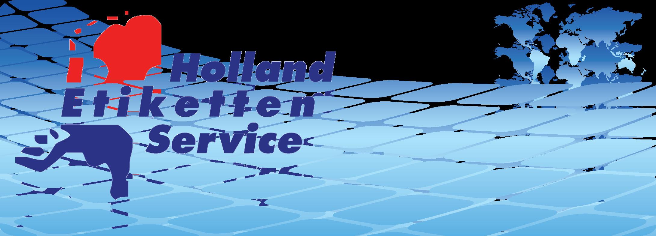 Etiketten en Stickers op rol van Holland Etiketten Service