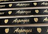 Asperges lint Zwart