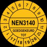 Ø30mm Geel
