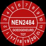 Ø30mm rood