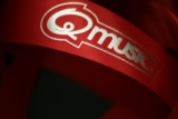 Q-Music lint 25 mm