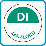 Labellord Aqualabel / DI zonder weg op/ Ø 19mm