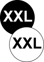 XXL=Extra Extra Large-Ø16mm