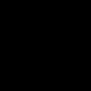 Rechthoek 25 x 25 mm