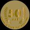 Ø 35 mm Goud metallic op Mat goud papier
